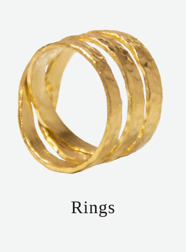 Rings - Smaragda's Art